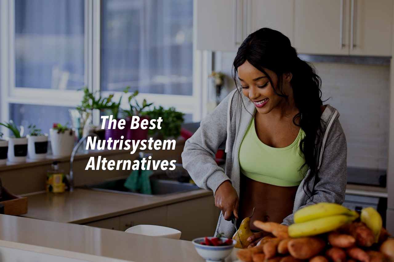 alternatives to nutrisystem