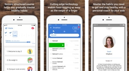 the noom diet app